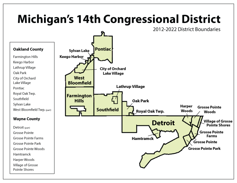 14th-Congressional-District-map